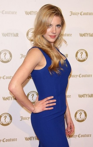 Katheryn Winnick @ the Vanity Fair & Juicy Couture 'Vanities' 20th Anniversary Event