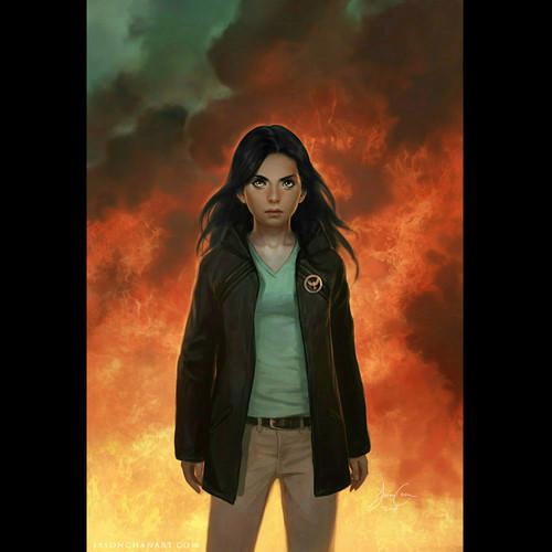 Katniss Everdeen - The Mockingjay