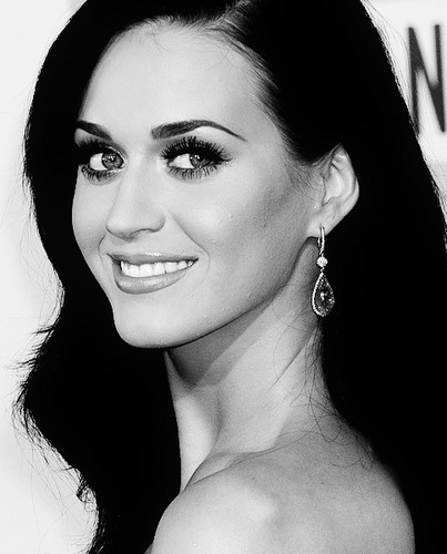 Katy Perry Hintergrund with a portrait called Katy Perry-Fan Art <3