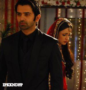 iss pyaar no kya naam doon fond d'écran possibly with a business suit and a well dressed person entitled Khushi and Arnav