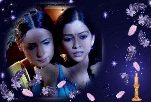 Khushi and Payal