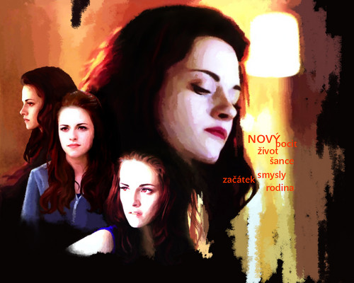Kristen - twilight-series Wallpaper