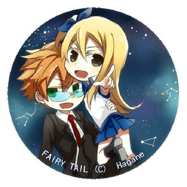 Fairy TailFairy Tail Lucy And Loke Kiss
