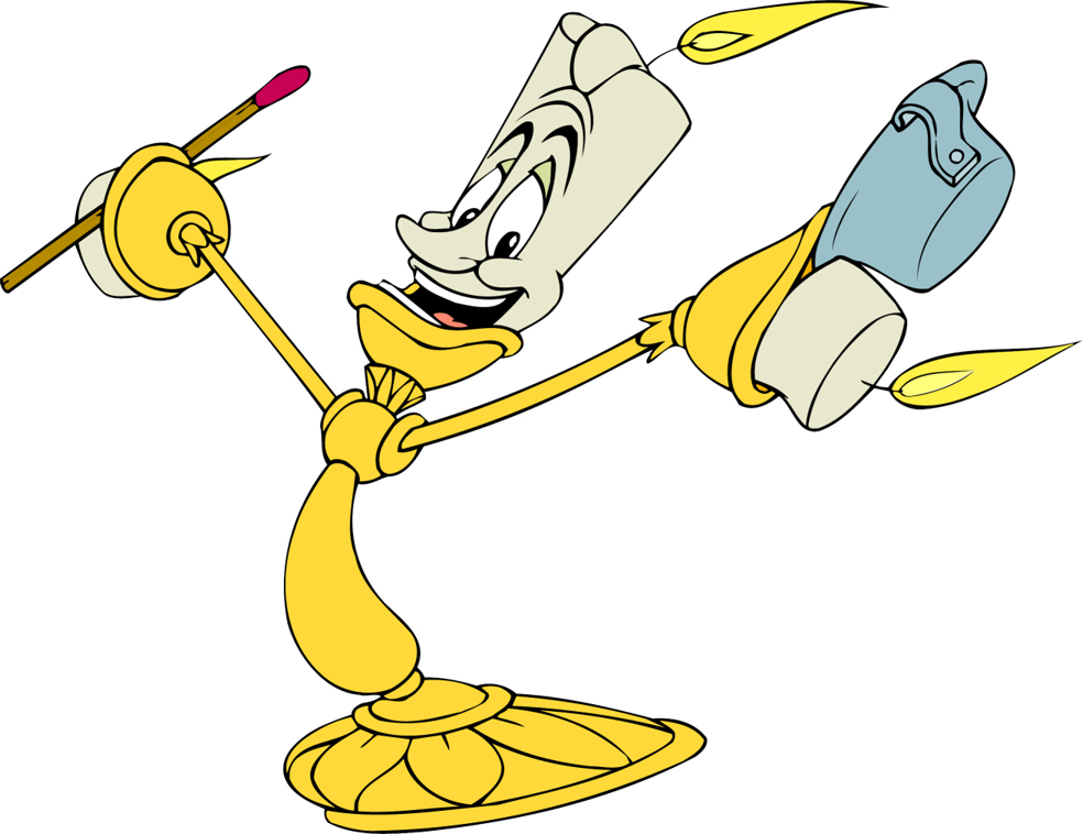 And That Nathan Kinda Resembles Lumiere