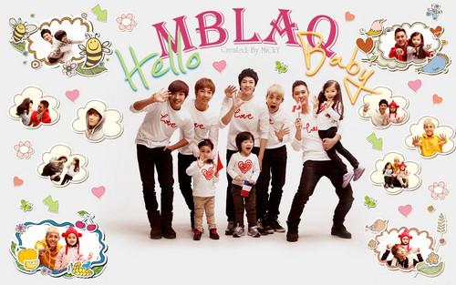 MBLAQ Hello Baby