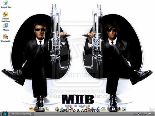 MIB Supernatural