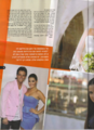 "Maite Perroni on cover of magazine Israelense ""Viva Plus"" - anahi-and-dulcemaria-and-maite photo"