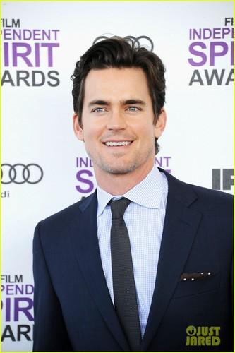 Matt Bomer - Spirit Awards 2012 Red Carpet