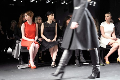 Mercedes-Benz Fashion Week Fall 2012 - Calvin Klein Collection