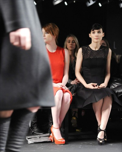 Mercedes-Benz Fashion Week Fall 2012 - Calvin Klein Collection