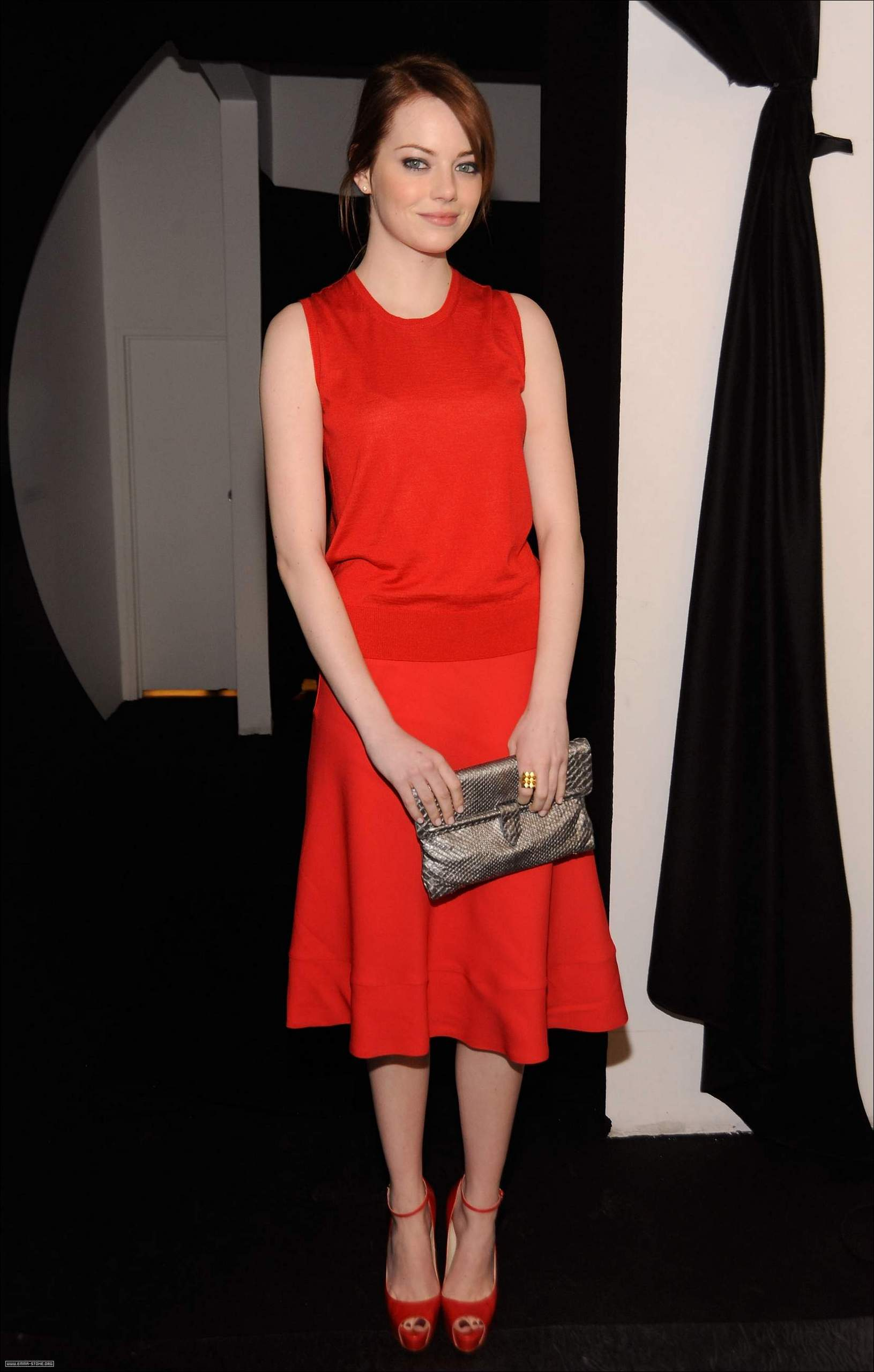 Mercedes Benz Fashion Week Fall 2012 Calvin Klein