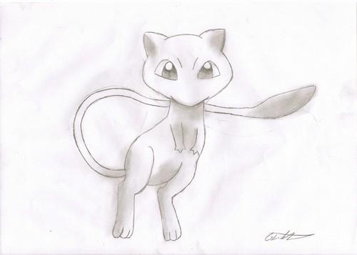Mew! :D
