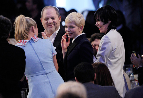 Michelle Williams - Independent Spirit Awards/show - (25.02.2012)