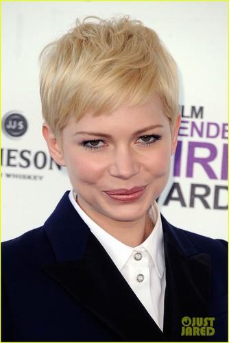 Michelle Williams - Spirit Awards 2012