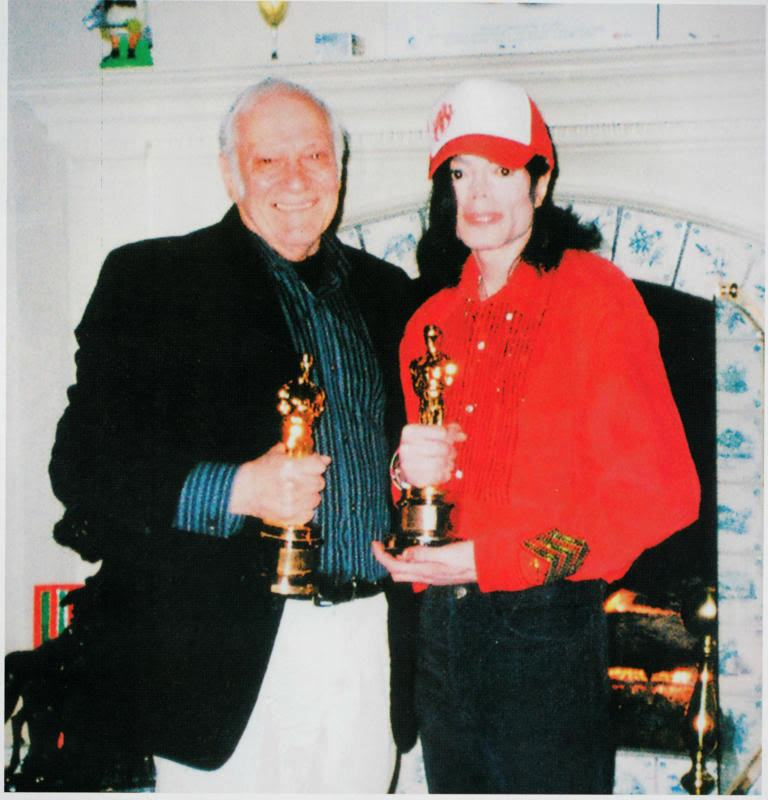 Mike with an OSCAR award ?