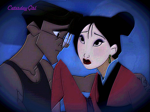 Milo and Mulan remade