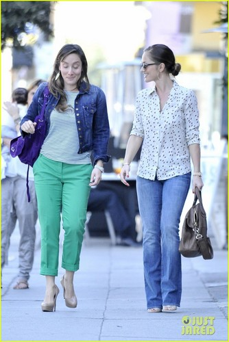 Minka Kelly: Sushi Stop with a Friend