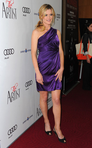 Missi Pyle @ a Special Screening of 'The Artist'