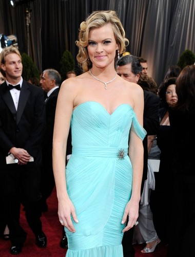 Missi Pyle @ the 2012 Academy Awards
