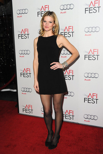 Missi Pyle @ the 'My Week With Marilyn' Screening @ the 2011 AFI Fest