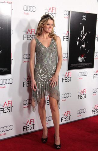 Missi Pyle @ the 'The Artist' Screening @ the 2011 AFI Fest