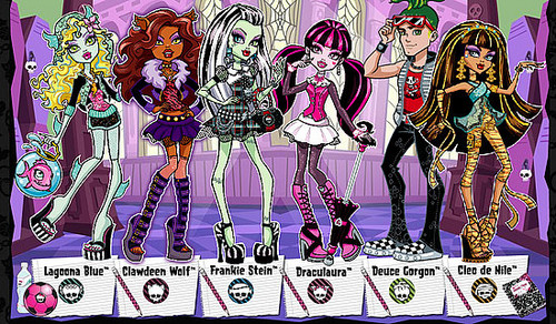 Monster High :)