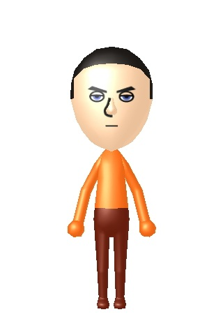 My Mii(Matt)