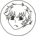 My fail drawing of Karkat