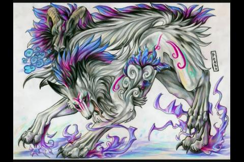 My fav wolves
