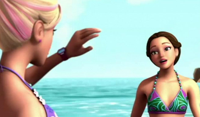 "NEW!!! pic from movie ""Barbie in a Mermaid tale 2"" - barbie-movies photo"
