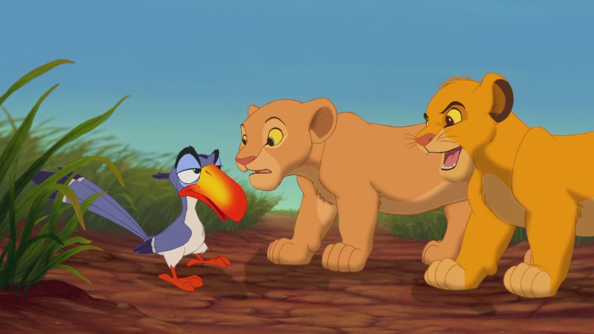 nala  the lion king   blu-ray