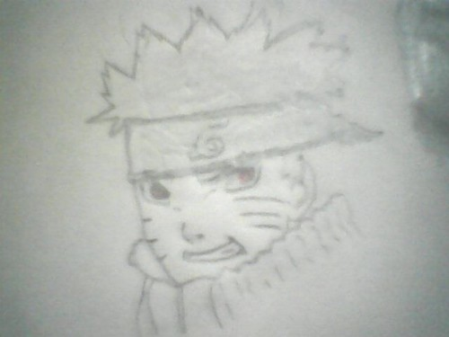 Naruto Drawing Von Itachi_boy