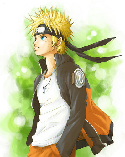 Uzumaki Naruto (Shippuuden) Hintergrund called Naruto