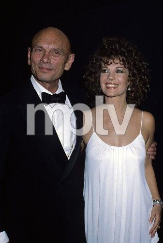Nat and Yul Brynner
