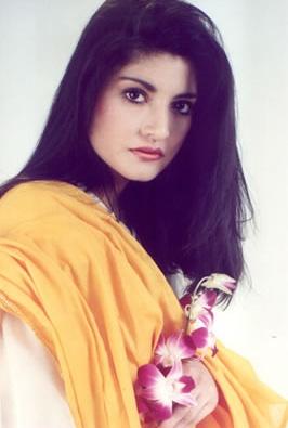 Nazia Hassan (April 3, 1965 – August 13, 2000