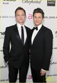 Neil Patrick Harris & David Burtka - Elton John Oscar Party - neil-patrick-harris photo