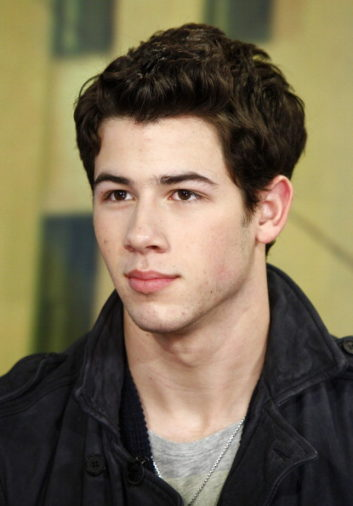 Nick Jonas - The Today hiển thị 2012