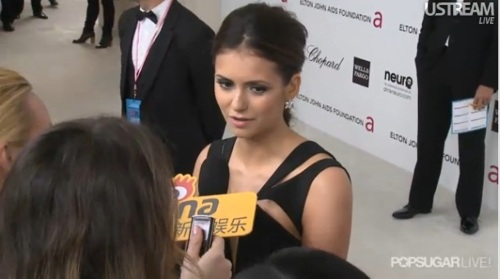 Nina - Elton Johns Oscar Party
