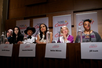 Nobel Piece Prize Concert Press Conference - 11th December 2011! - ellie-goulding Photo