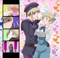Norway and Ukraine - hetalia-couples photo