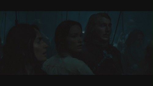Olivia Wilde as Ella in 'Cowboys & Aliens' - olivia-wilde Screencap