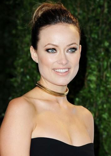 Olivia Wilde @ the 2012 Vanity Fair Oscar Party