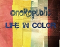 OneRepublic Life In Color Official Artwork