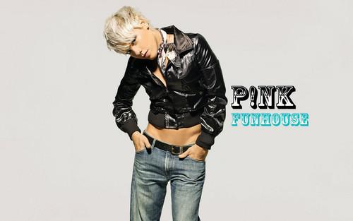 P!nk wallpaper