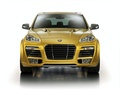 PORSCHE CAYENNE TURBO S MAGNUM BY TechArt - porsche wallpaper