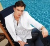 Ed Westwick photo called Penshoppe Fragrance for Men Campaign Shoot - Summer 2012.