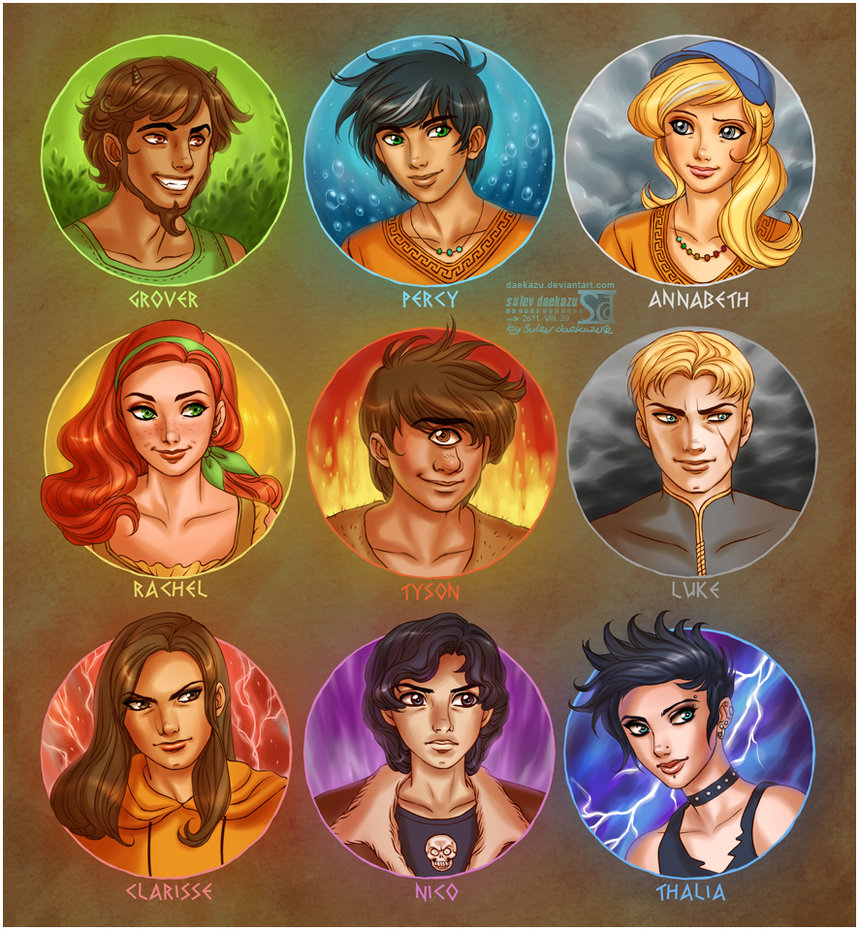 Percy Jackson & Others