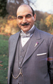 Poirot smiling (larger uncropped version) - poirot photo