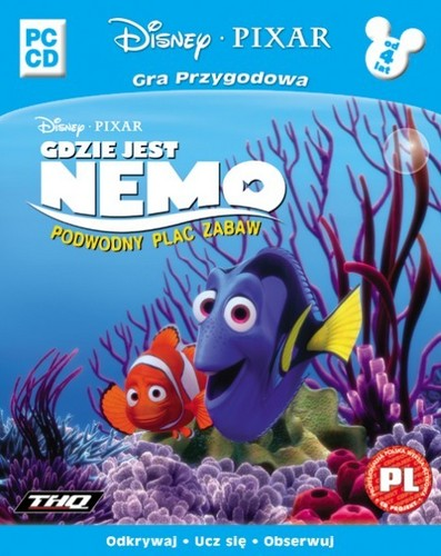 Finding Nemo wallpaper containing anime entitled Poland<3