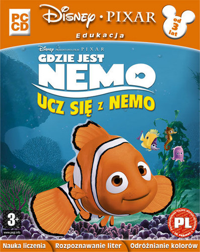 Finding Nemo kertas dinding containing Anime titled Poland<3